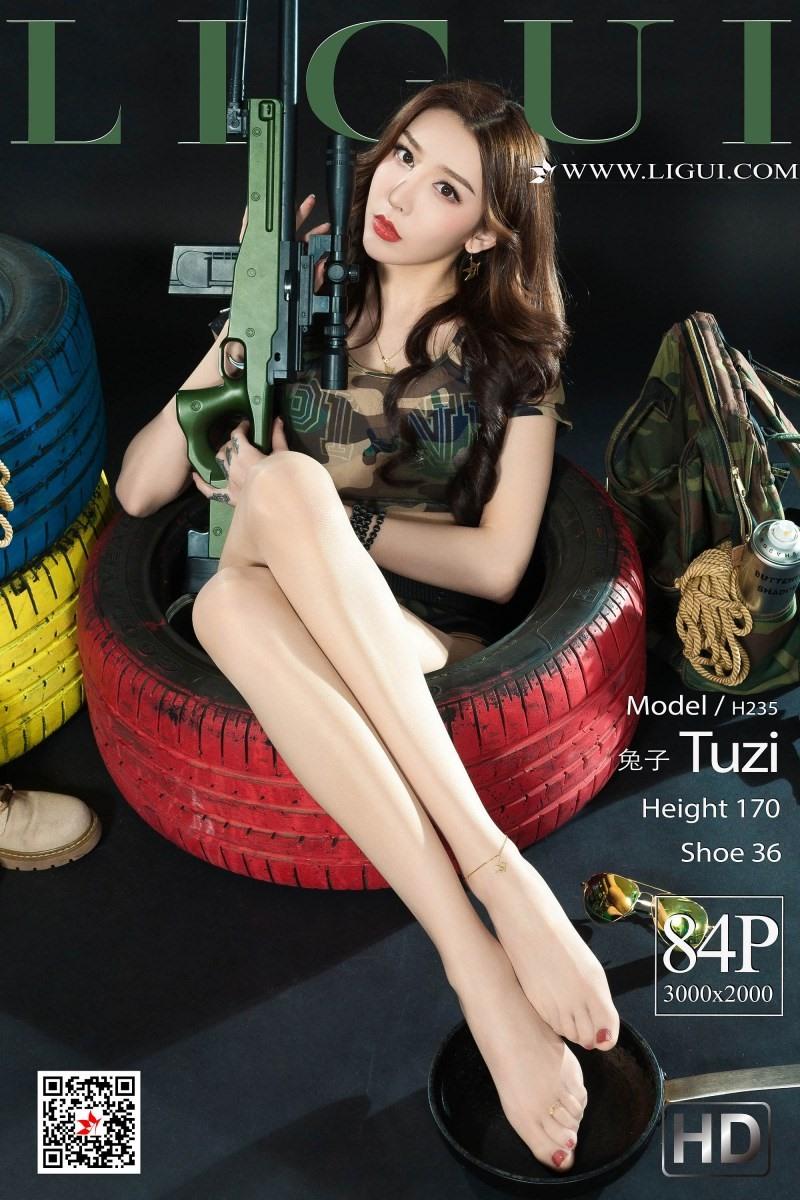 [Ligui丽柜]2019.04.22 Model 兔子 绝地求丝[86+1P/94M]